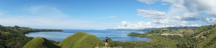 View Point in Labuan Bajo